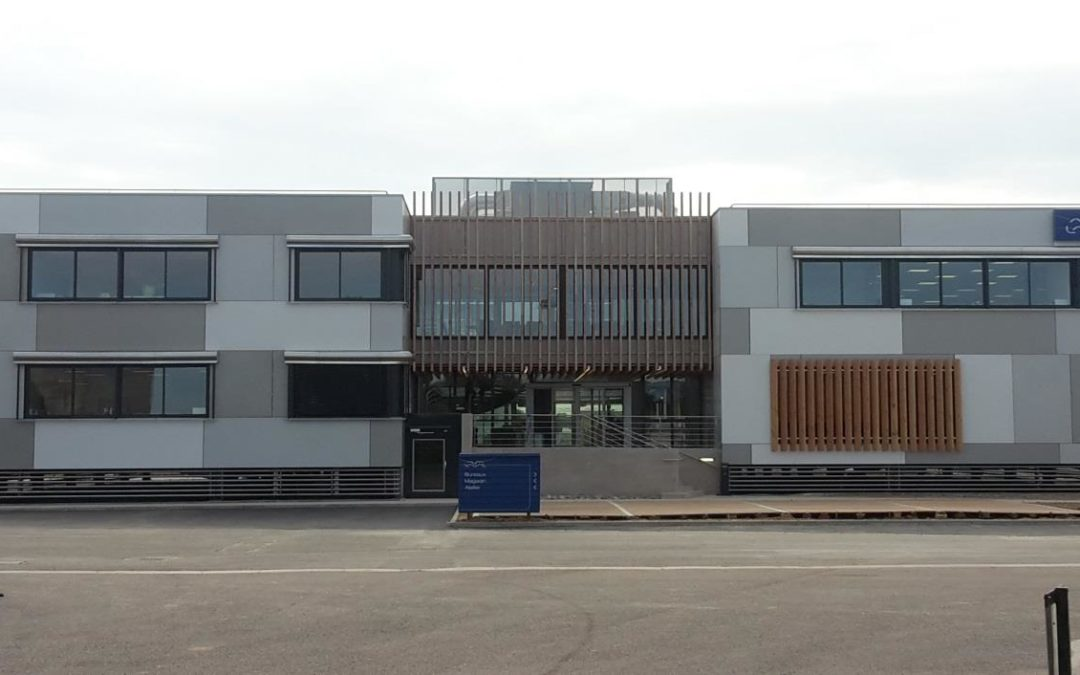 Bureaux Alfa Laval Packinox à Chalon-sur-Saone (71)